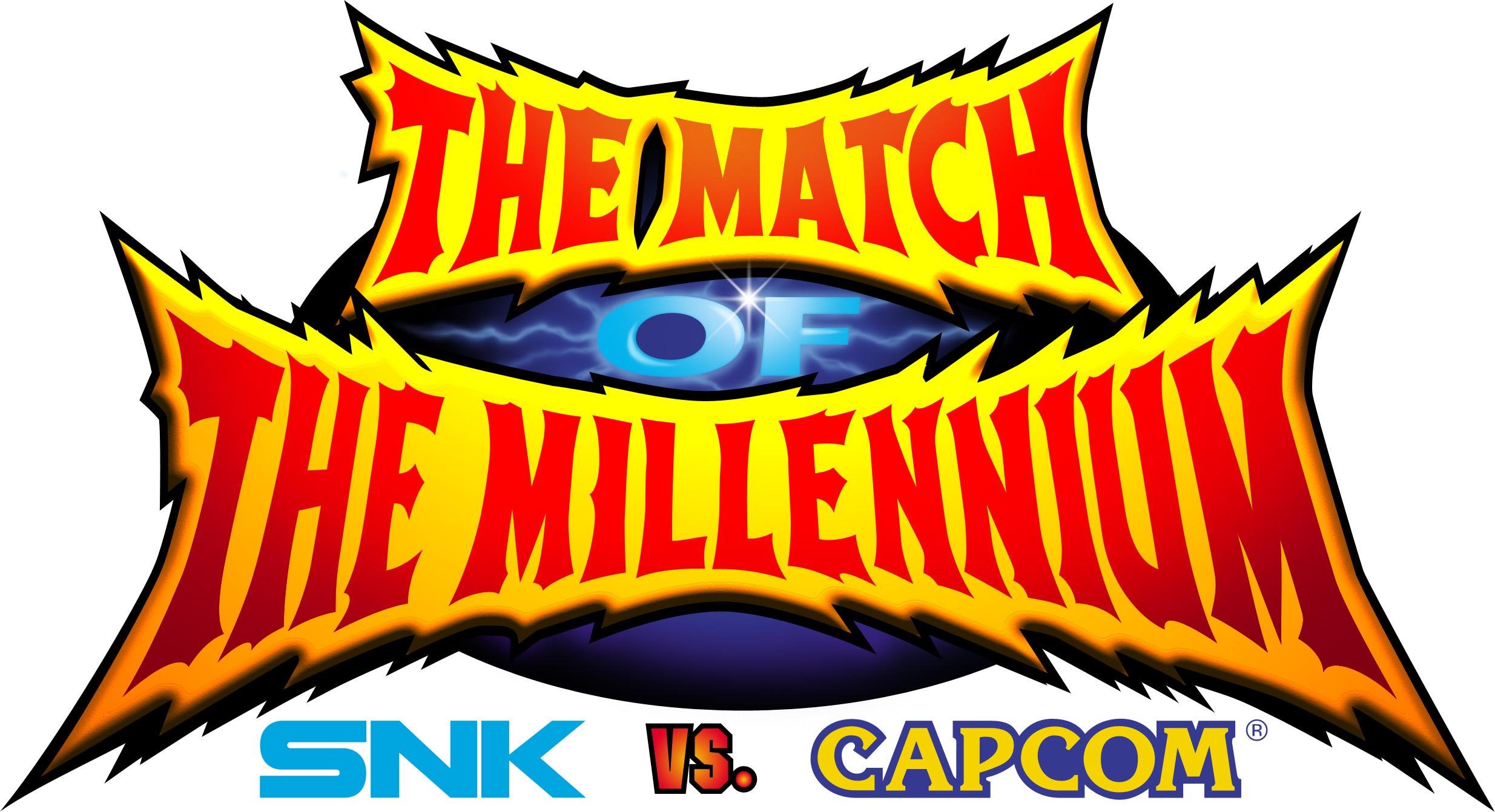 SNK VS. CAPCOM: THE MATCH OF THE