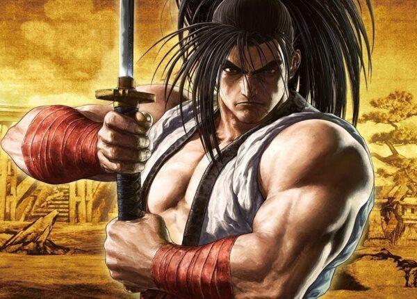 samurai shodown 3 bohaterowie