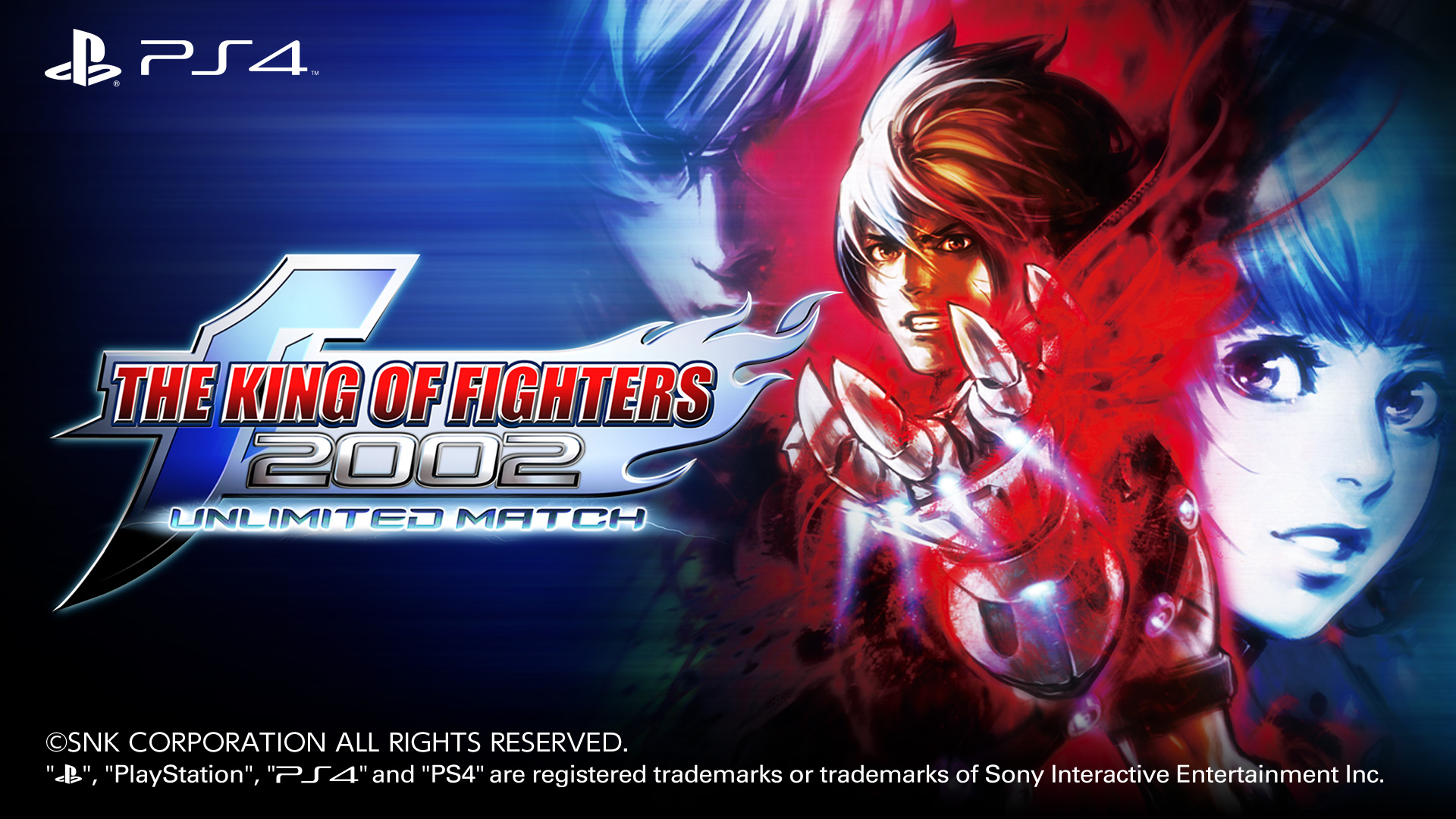 king of fighters 2002 unlimited match ps4