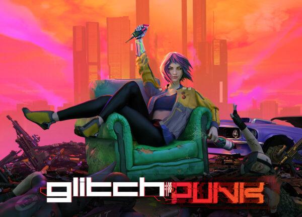 glitchpunk premiera