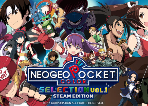 Neogeo Pocket Color Selection