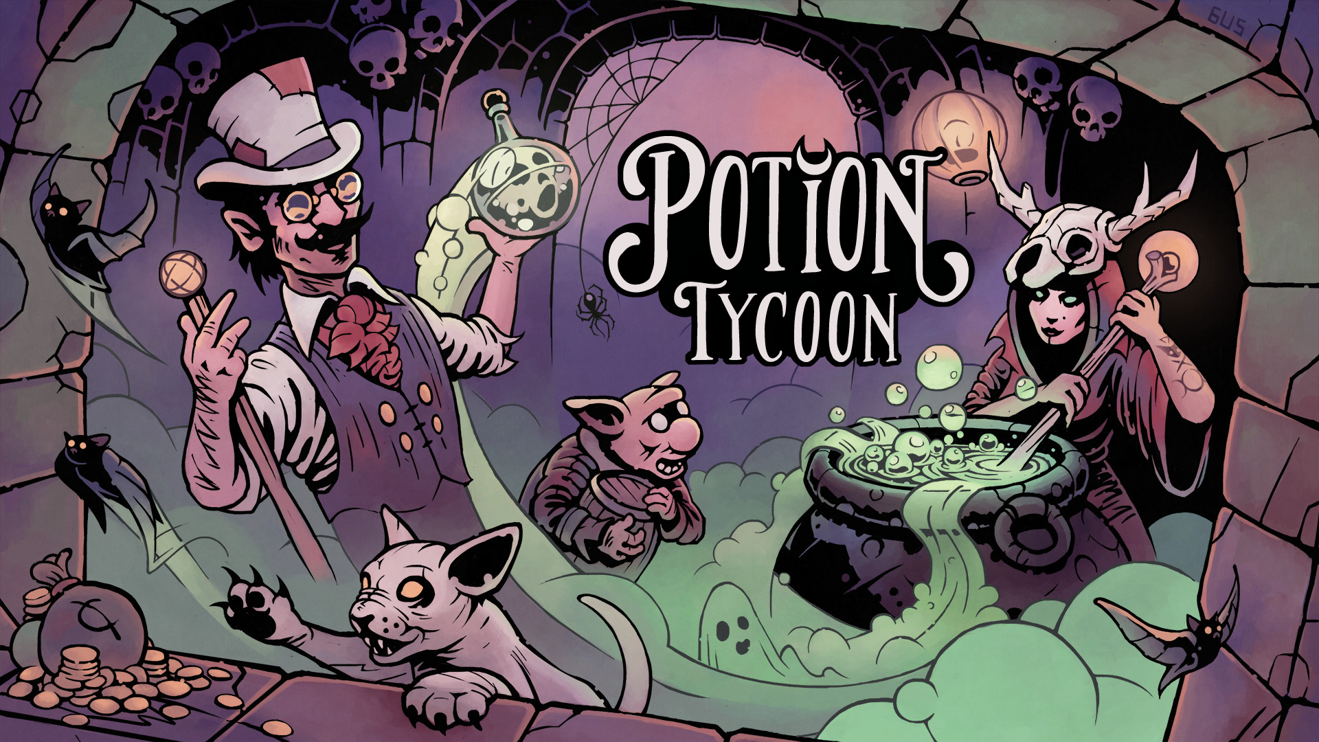 Potion Tycoon