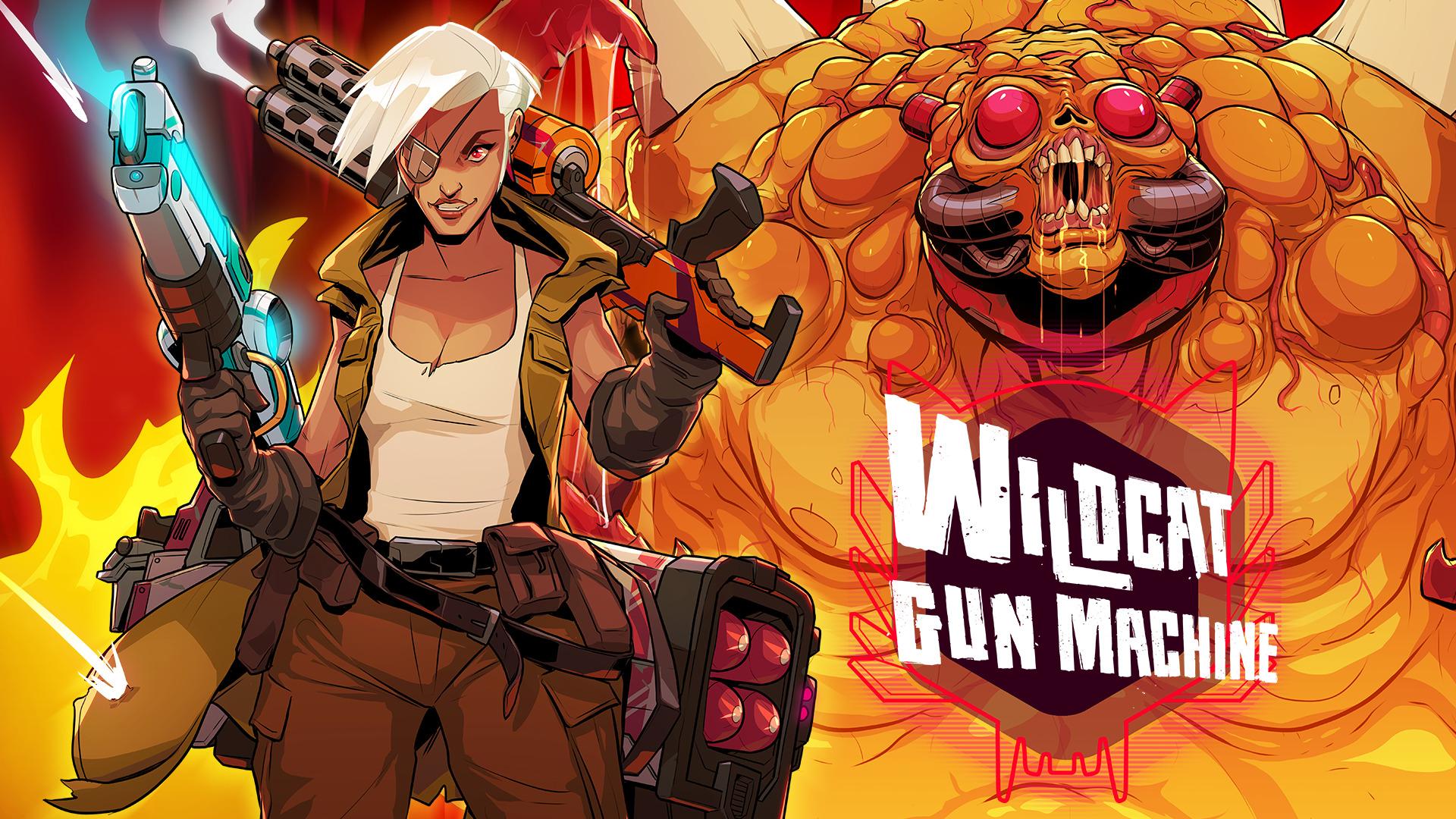 Wildcat Gun Machine